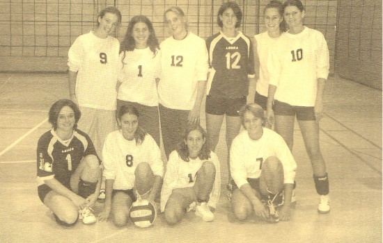 Juniors saison 2003-04