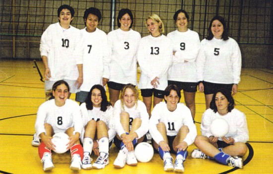 Juniors saison 1998-99