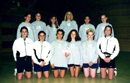 Juniors saison 1997-98