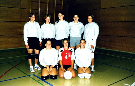 Juniors saison 2000-01