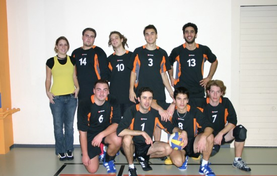 Equipes masculines